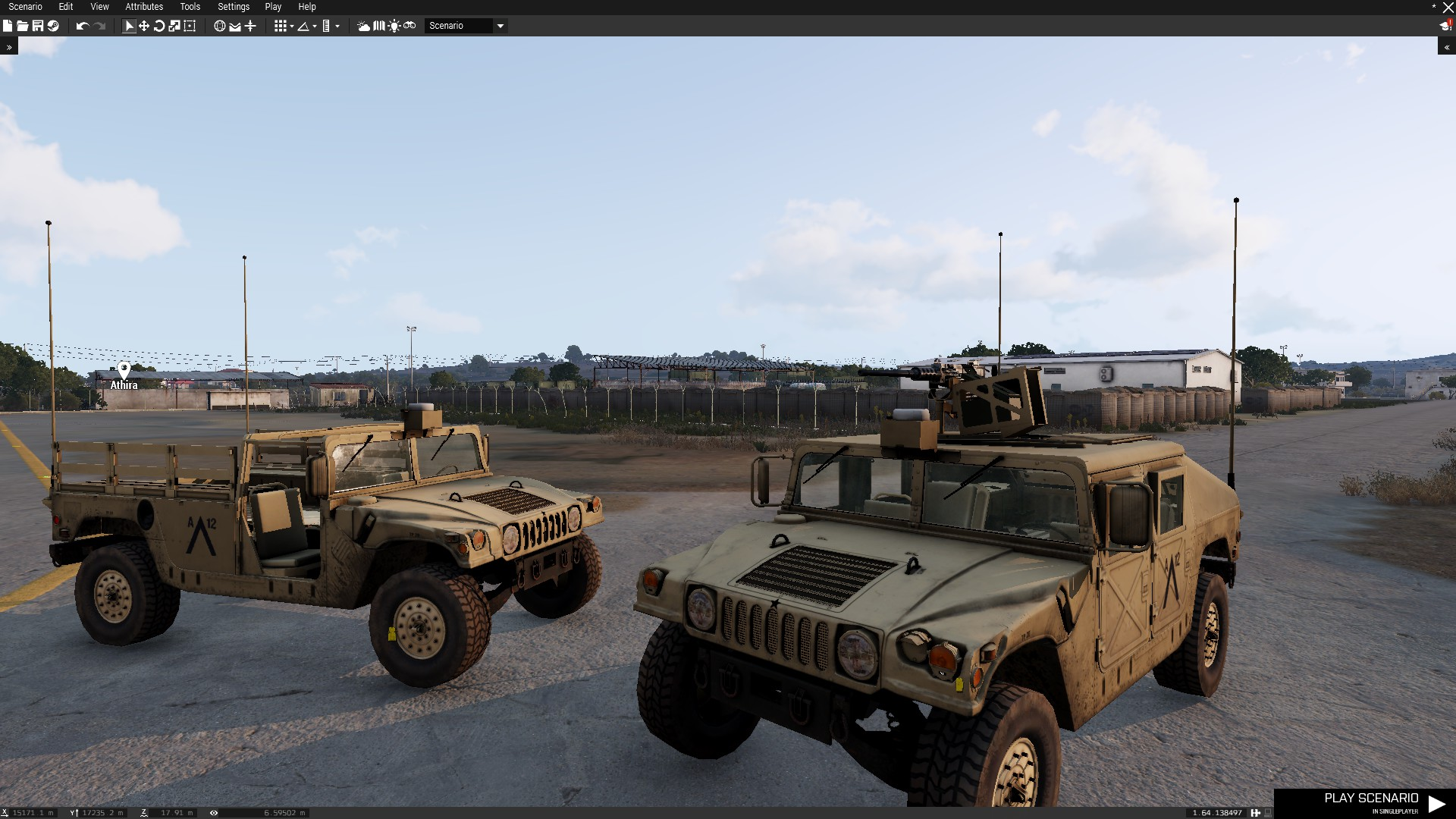 BoSS ArmA 3-screens